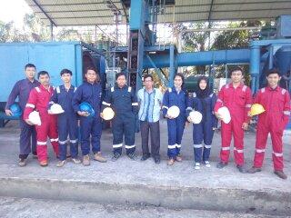 Pabrik PKS mini1