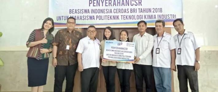 Mahasiswa PTKI Medan Terima Beasiswa BRI