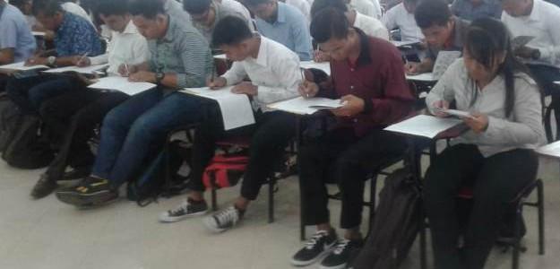 Rekruitmen Karyawan PT. SBI di Politeknik Teknologi Kimia Industri (PTKI) Medan