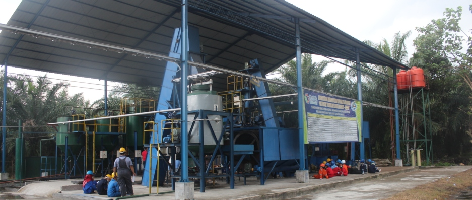 Pabrik Mini PKS